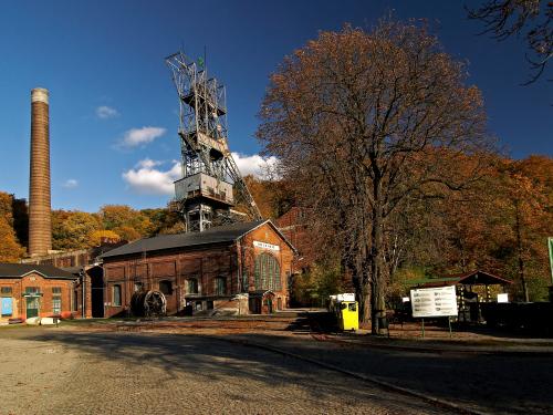 Landek park hornicke muzeum. Landek park mining museum.
